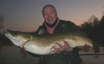 This stunning 39lb 4oz pike