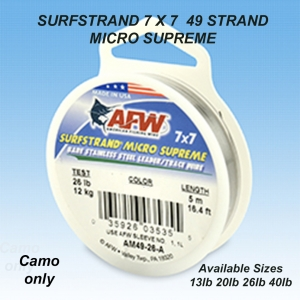 AMERICAN FISHING WIRE-SURFSTRAND SUPREME