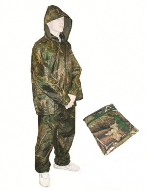 CAMO PROTECTIVE WATERPROOF CLOTHING