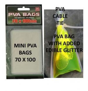 Pva Mini Bags Pva Eddie Turner Specialist Pike Tackle