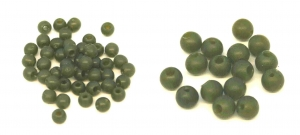 RUBBER SHOCK BEADS