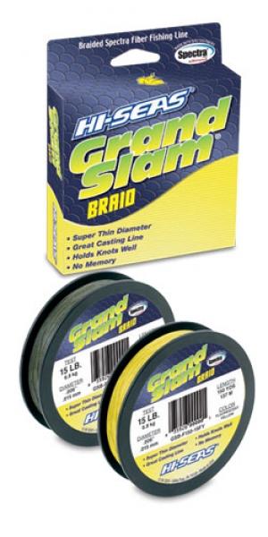 GRAND SLAM 300YDS GREEN 65LB