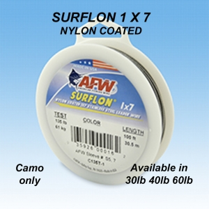 AMERICAN FISHING WIRE SURFLON-STANDARD