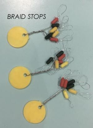 BRAID STOPS